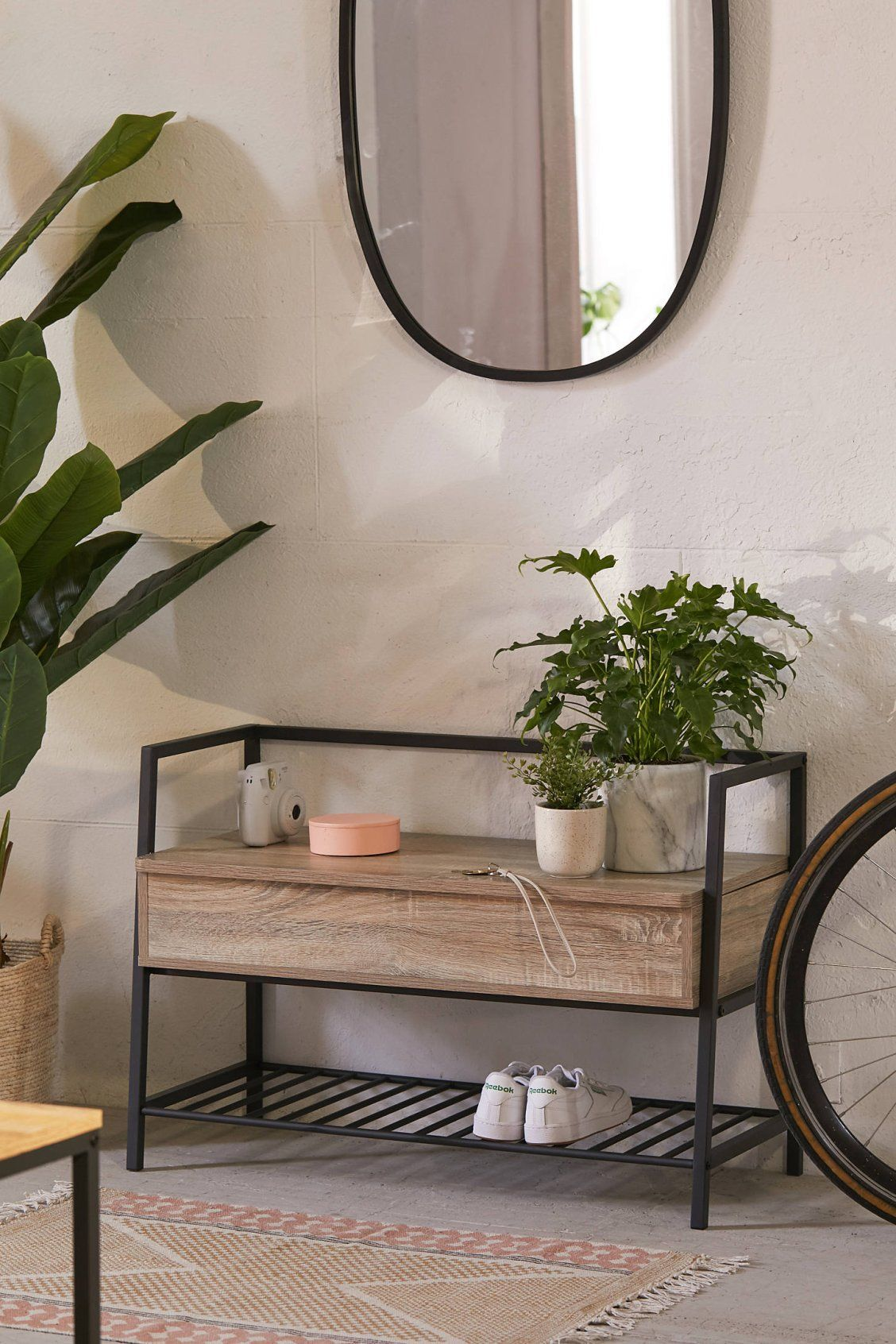 Kirby Storage Bench Scandinavian Interior Interior Home Decor