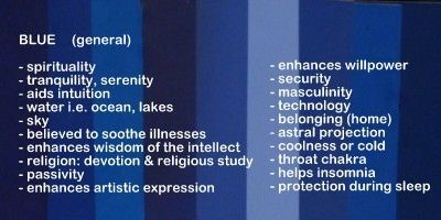 Spiritual meaning of colors in captured wishes gift vessels color blue color meanings and symbolism publicscrutiny Choice Image