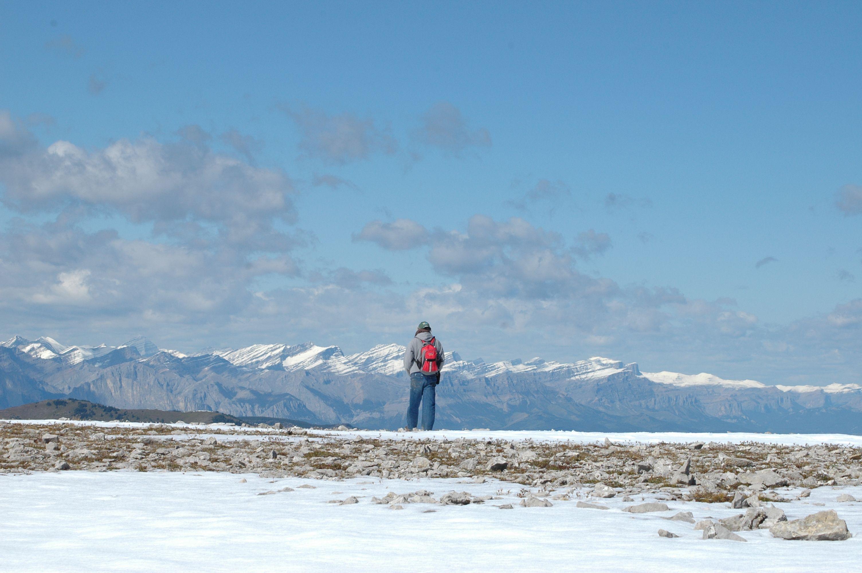 Moose Mountain in September