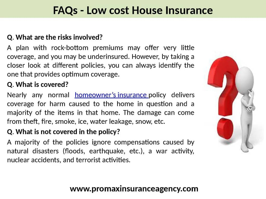 Low Cost House Insurance In California Low Cost Housing Home