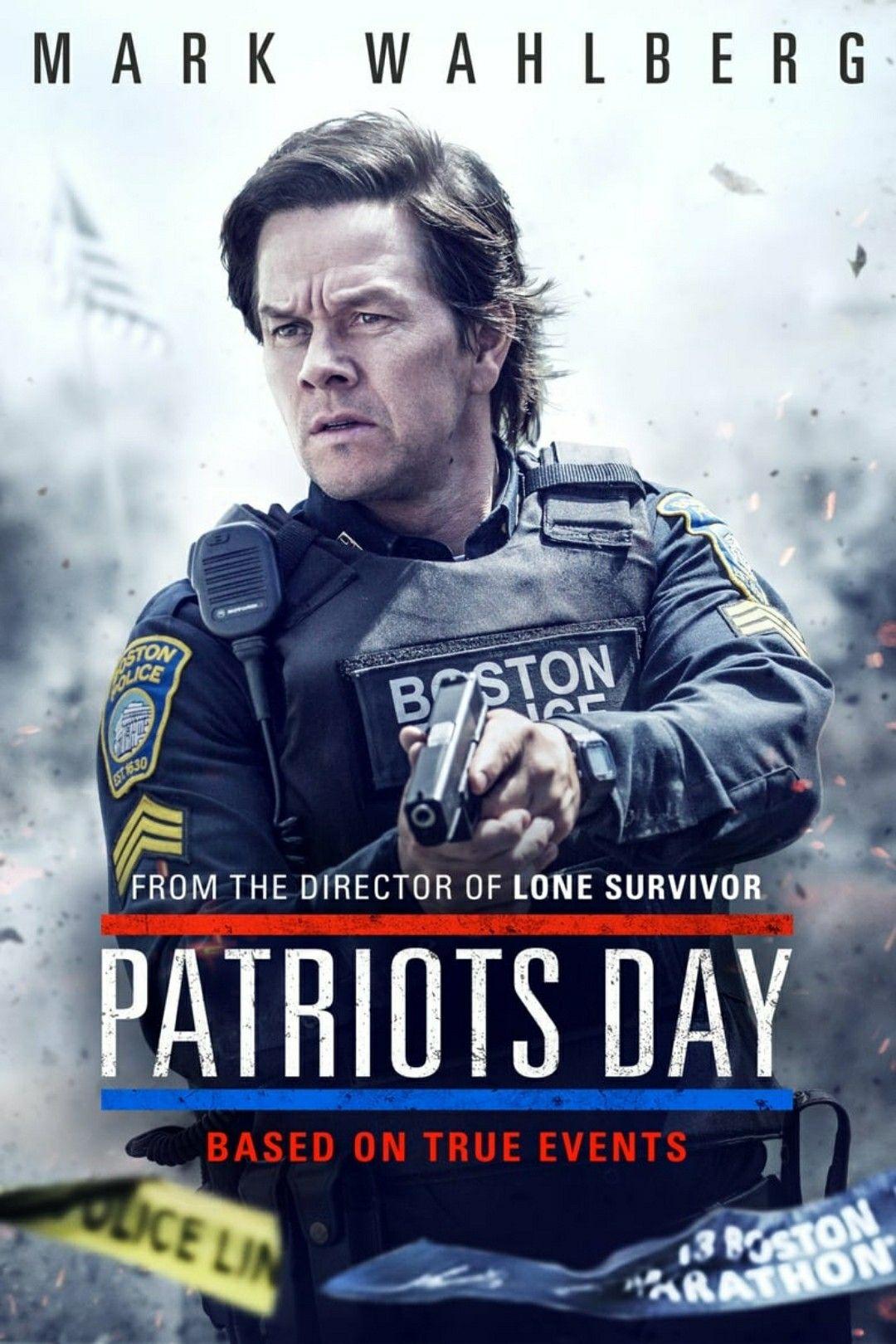 パトリオット デイ Patriots Day Mark Wahlberg Patriots