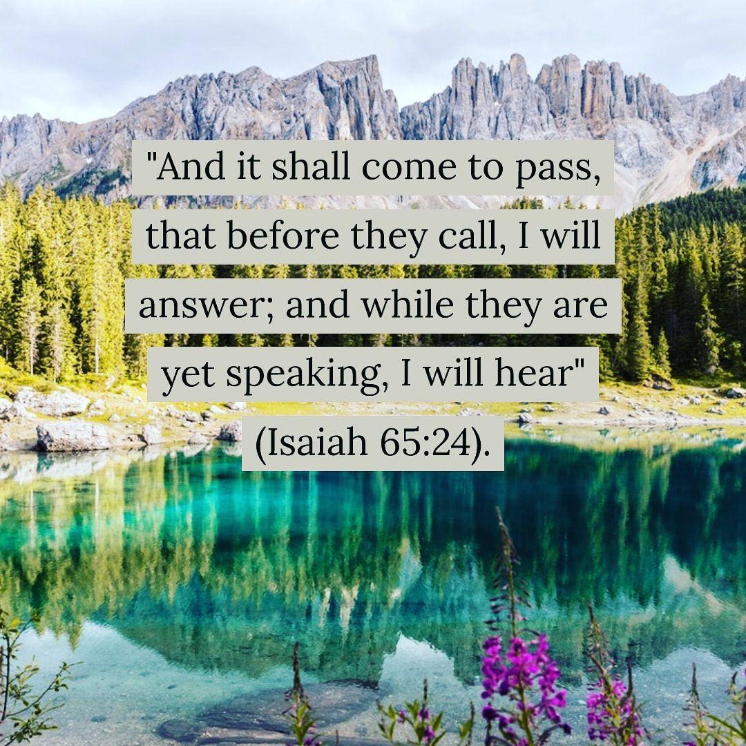 Isaiah | Isaiah 65, Isaiah, Scripture