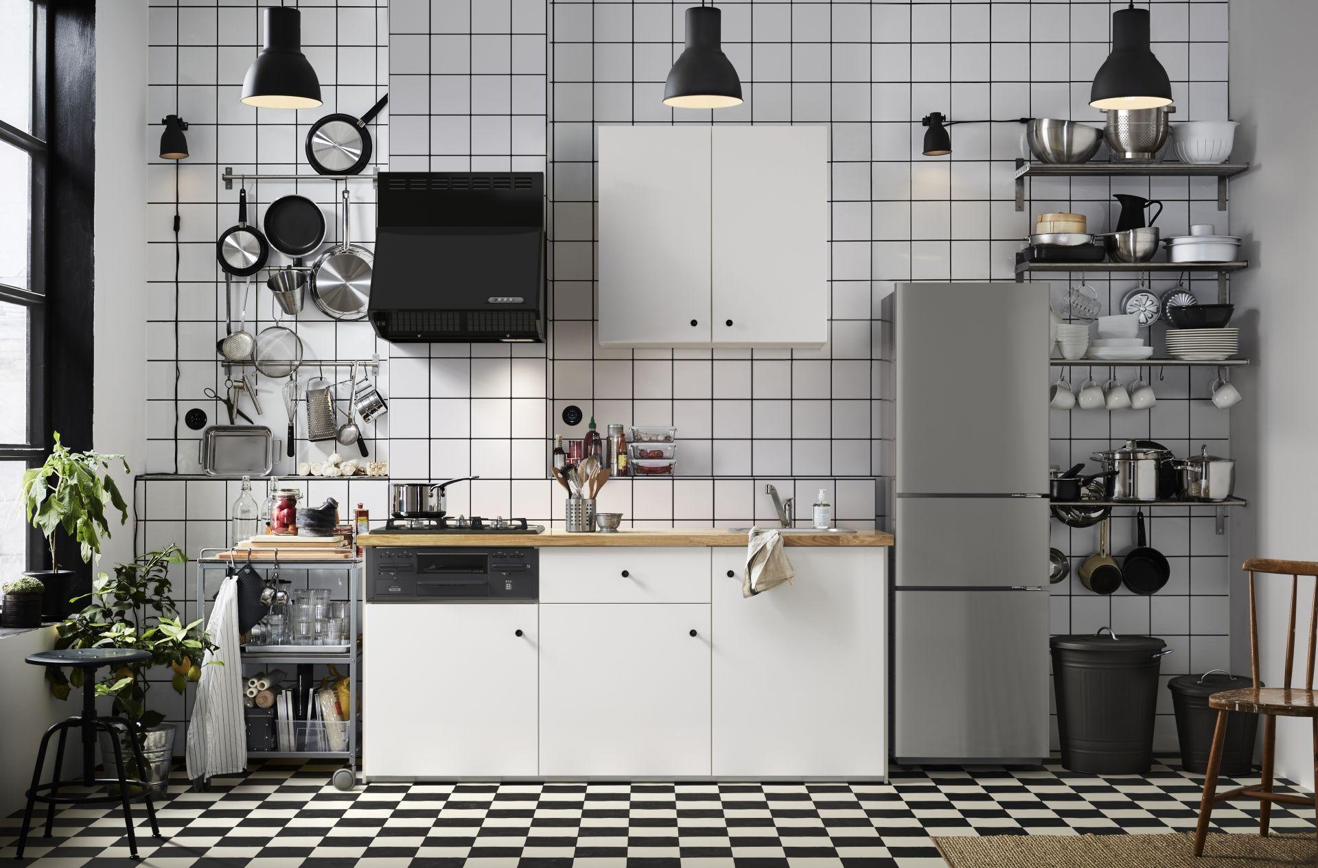 Ikea Keuken Onderkast : Knoxhult onderkast met deuren en lade wit in 2019 ikea designs