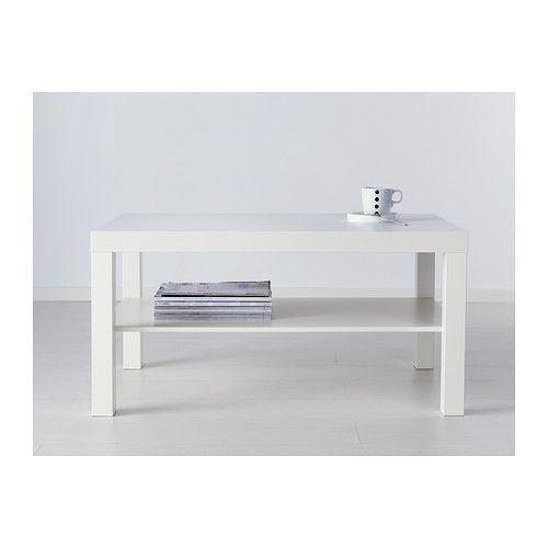 Ikea Tavolino Lack Bianco.Lack Tavolino Bianco Diseno De Mi Housr Mesas De Cafe