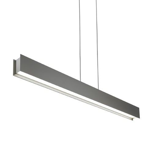 linear suspended lighting. Vandor Linear Suspension Light Suspended Lighting N
