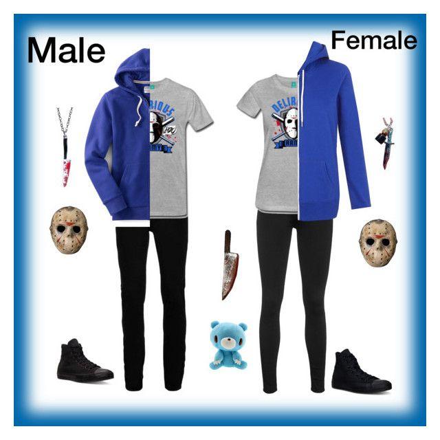 H2O Delirious Male And Female   FNAF   Fashion, Dresses