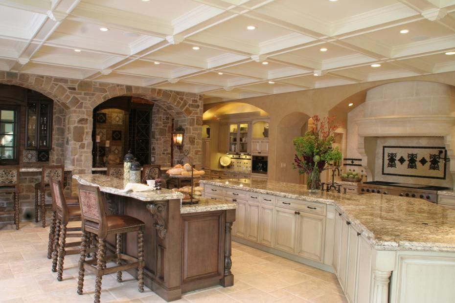 Luxurious and sophisticated kitchen design 1 of 10 projects by