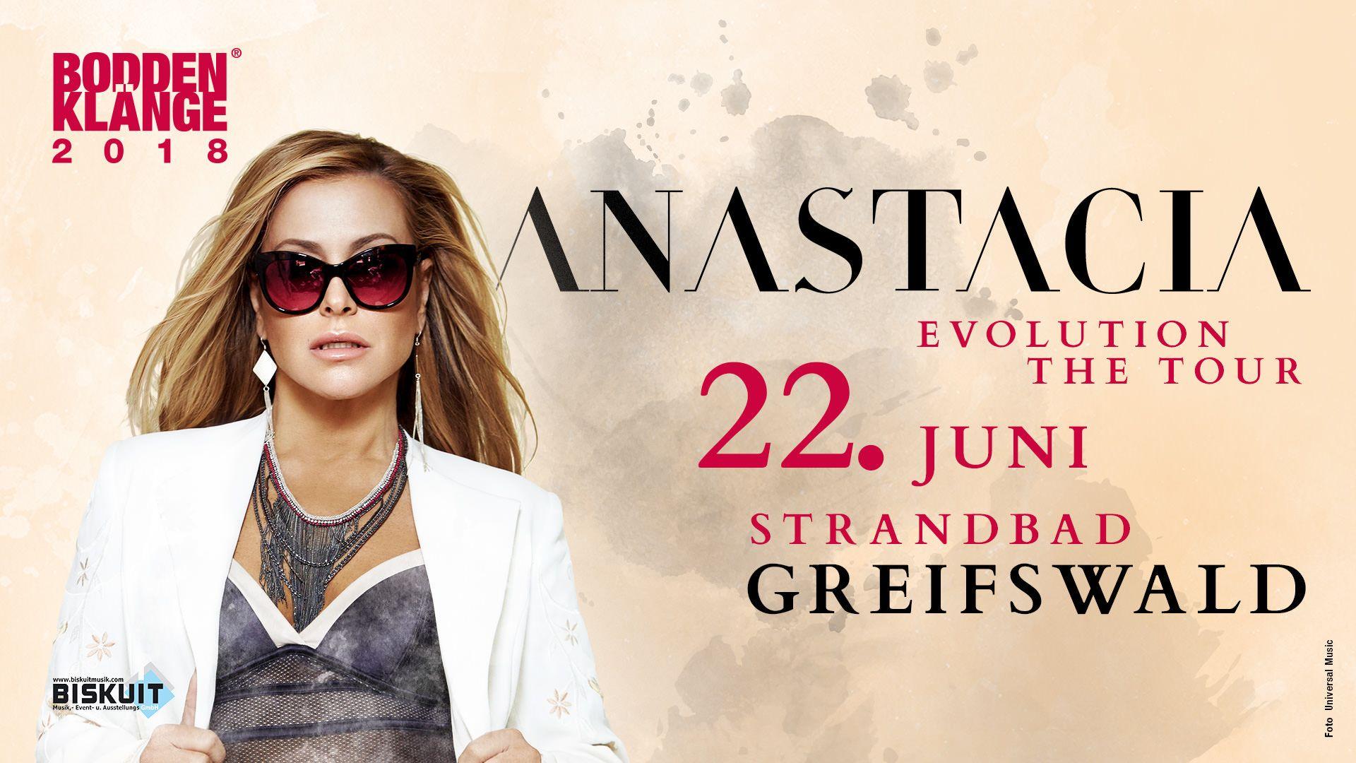 Anastacia Greifswald