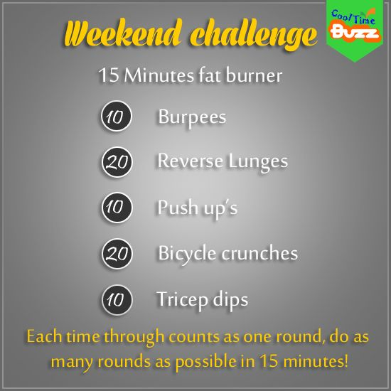 Try this in this weekend !
