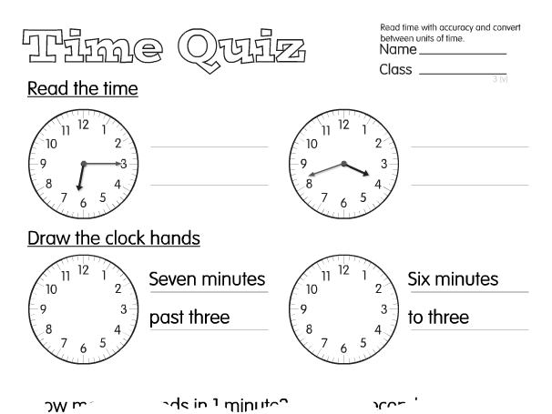 year 3 new maths curriculum time worksheet objective 3m4d estimate and read time with. Black Bedroom Furniture Sets. Home Design Ideas