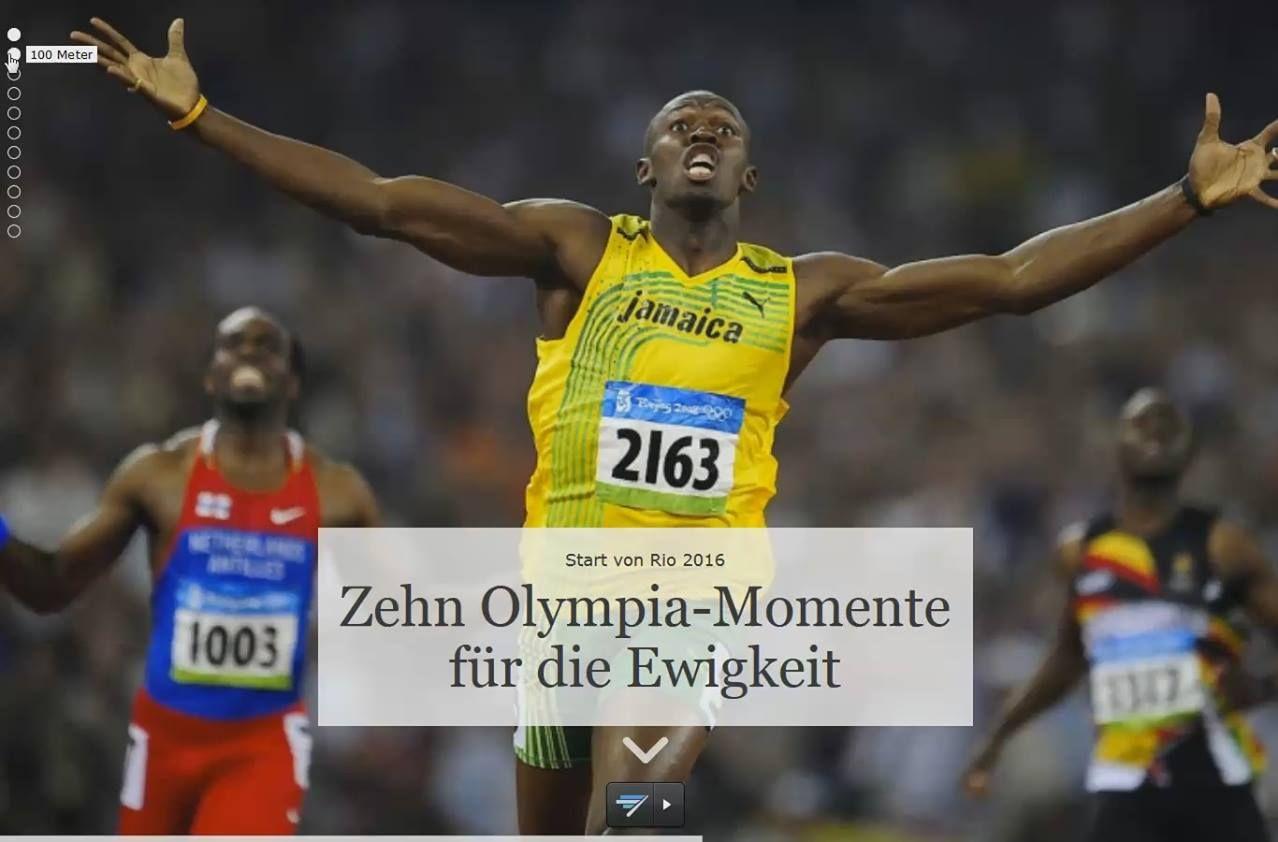 Ob ein Weltrekord mit offenen Schnürsenkeln oder die längste Sekunde der olympischen Geschichte: In 120 Jahren hat Olympia jede Menge unvergessliche Storys produziert: faz.net/-gtl-8jxp0#GEPC;s6