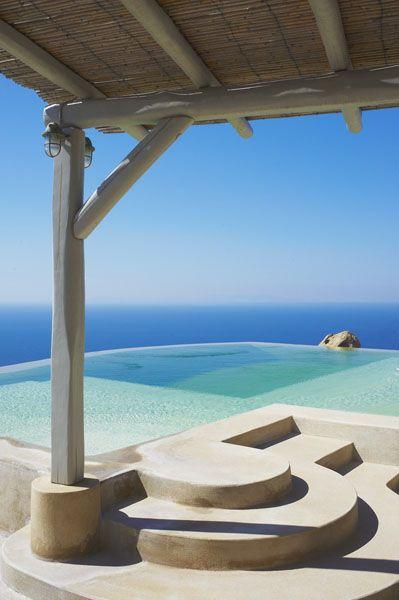 Villa The Eagles Nest, Mykonos, Villas in Greece, self catering villas in Greece, holiday accommodation and villas in Greece, Pretty Greek Villas