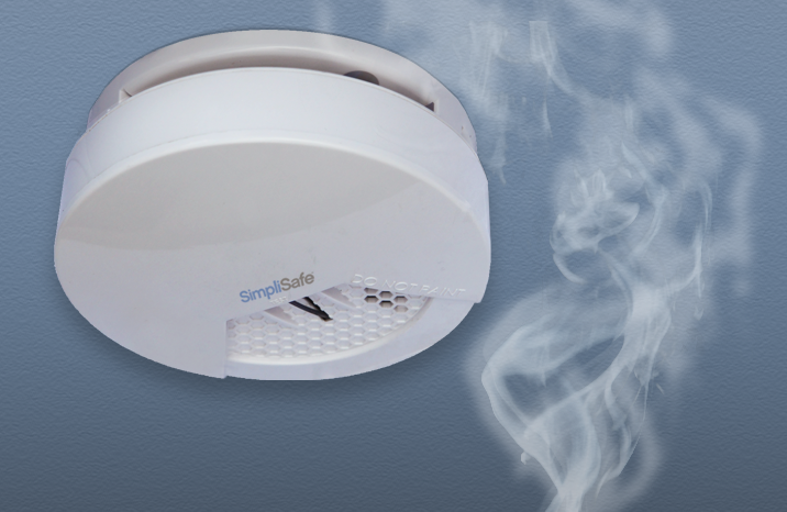 Smoke Detector Alarms Save Lives Which One Is Right For You Simplisafe Smoke Detector Smoke Detectors