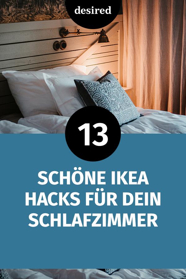 Die 13 schönsten Ikea-Hacks für dein Schlafzimmer | desired.de