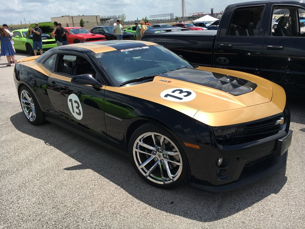 Best paint scheme or wrap for the Z/28 - Page 2 - Camaro5 Chevy ...
