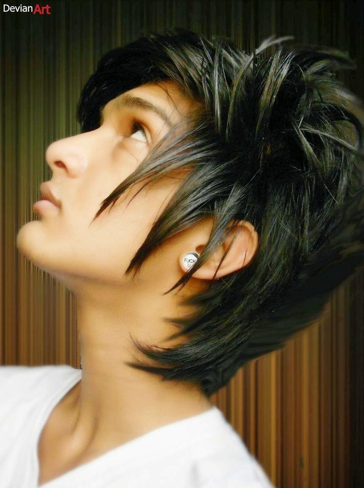 Hair Style Pic Boy Haircuts Ideas Emo Hairstyles For Guys Boy Hairstyles Hair Styles