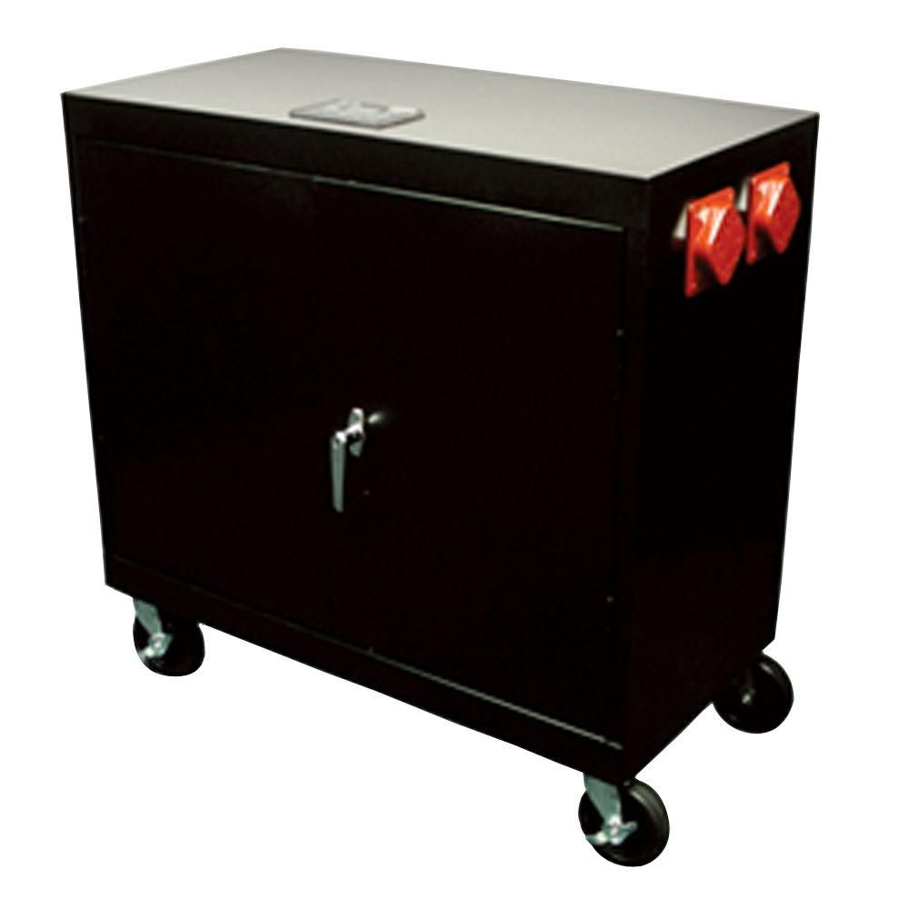 2,500-Watt Battery Powered Electric Start Emergency Battery with 120-Volt Power System