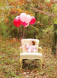 Outdoor Baby Photoshoot Background