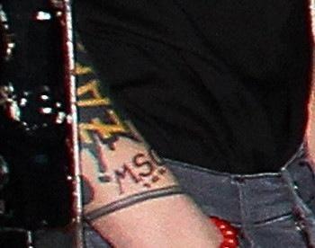 Zayn Malik Tattoo Msg