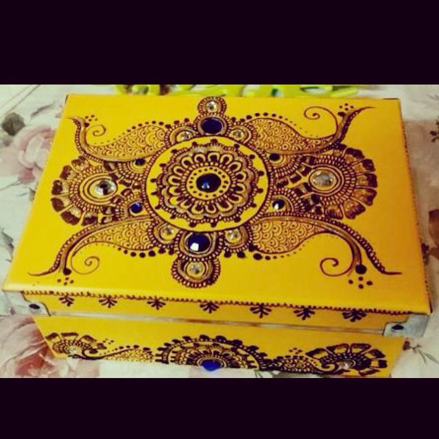 Henna Gift Box Zeehenna Glamzee Henna Pinterest Hennas
