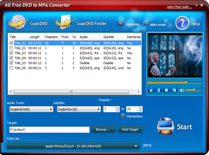 Free dvd to avi converter Free dvd, Video to mp3