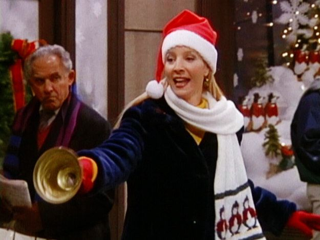 Friends Christmas Episodes.How Well Do You Remember The Friends Christmas Episodes