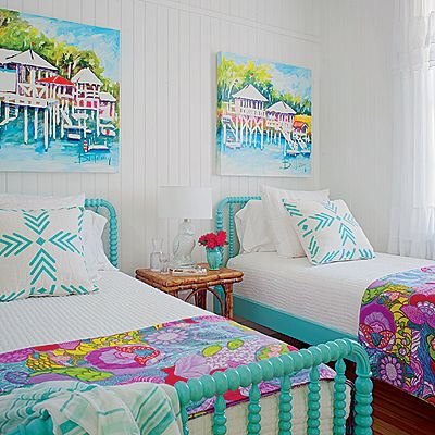 60+ Bright, Bold Rooms