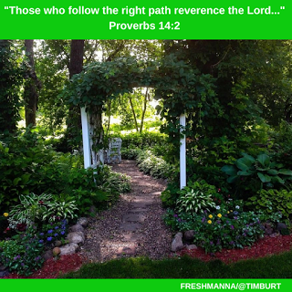 """Being devoted makes God's path for you more clear! SHORT READ: """"The Devoted to God Will Be Blessed!"""""""