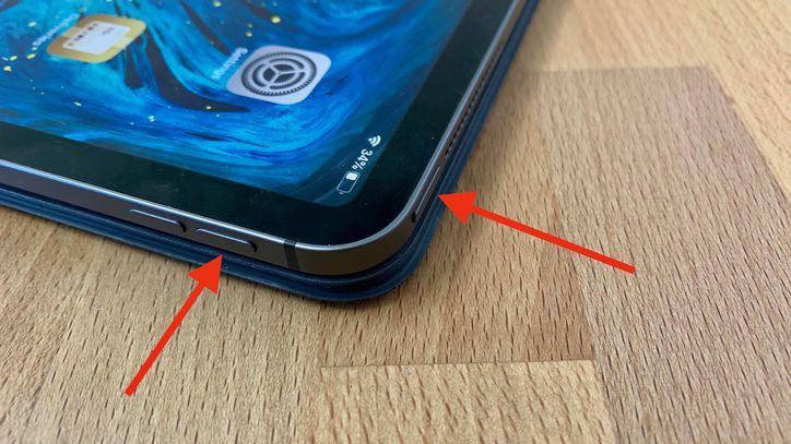 How to take a screenshot ipad pro 2018 iphone news