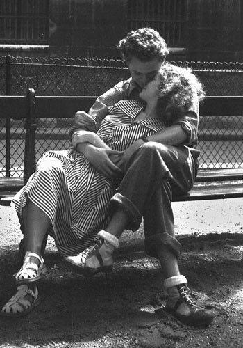 teenagers in love circa 1963