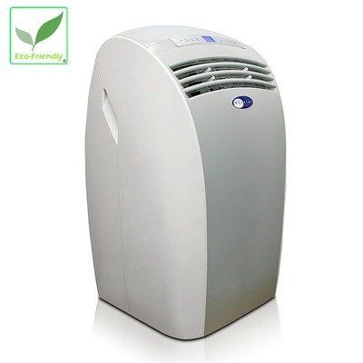 13000 Btu Portable Air Conditioner With Remote By Whynter 516 12 13 000 Btu Cooling Eco Friendly Cfc Free Green R 410a Refrigeran Dehumidifiers Window Unit