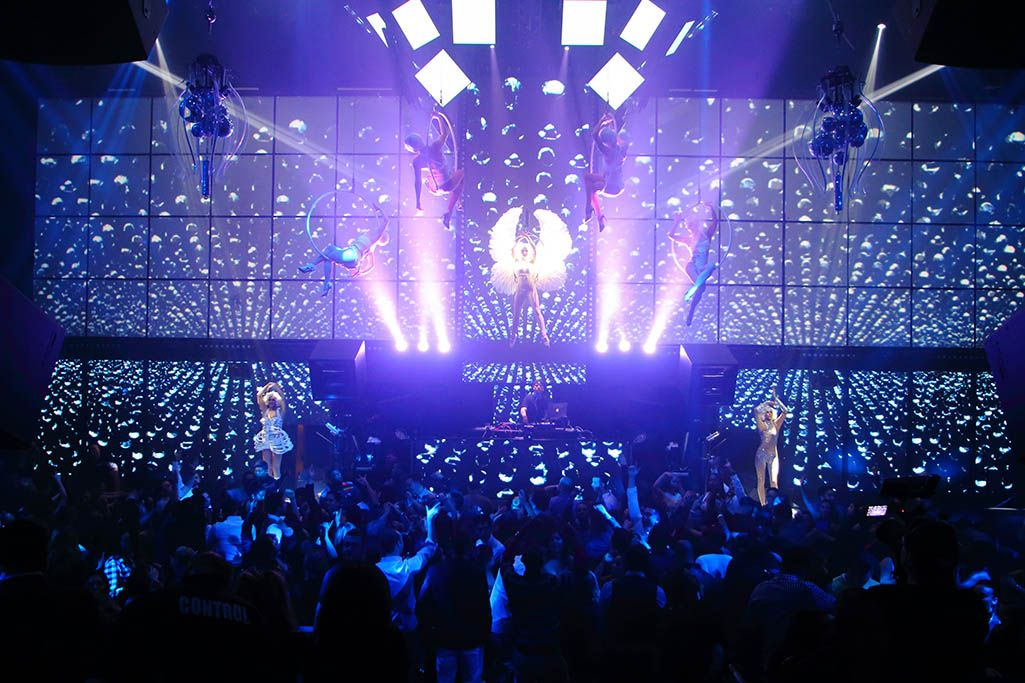 Light Nightclub Las Vegas Mandalay Bay