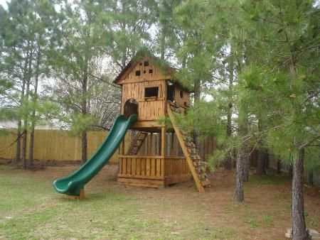 Tallahassee Swing Sets By Design Custom Built Swingsets And