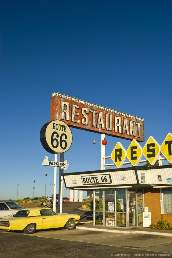 Pin on ♥ Route 66