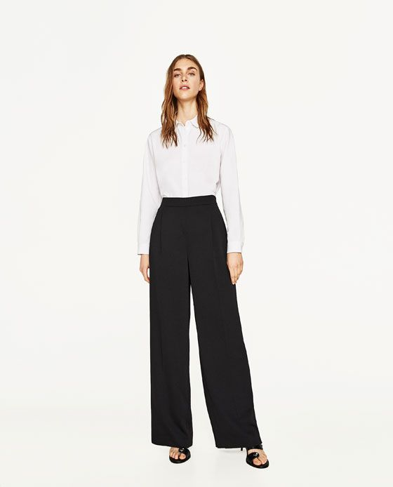 Classic 2019 Trousers In Pinterest Pantalón Palazzo Pieces EtvFBxwq