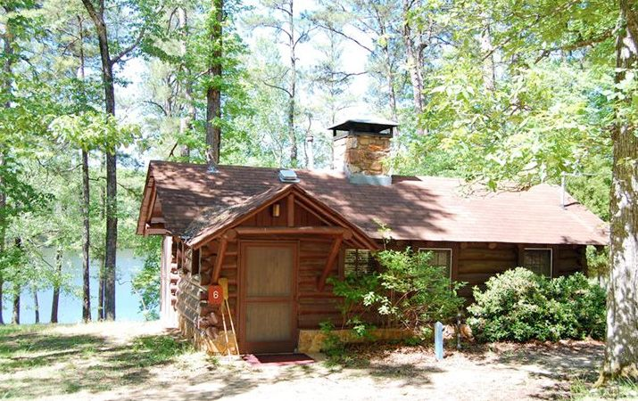 Stay At F.D.R. State Park Cabins In Pine Mountain, Ga. | Pine Mountain