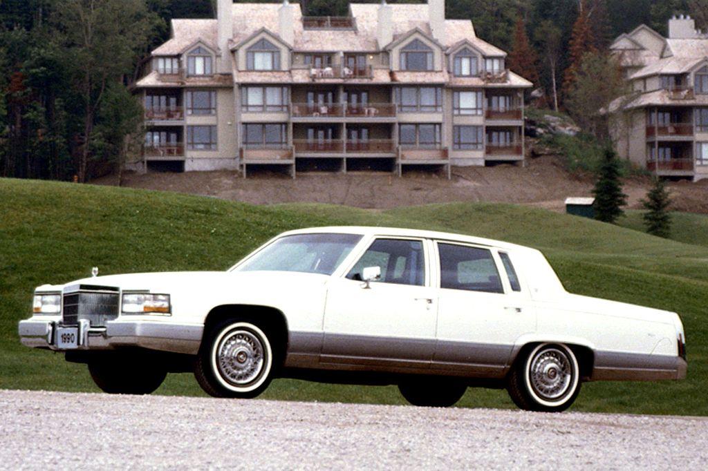 1990 Cadillac Fleetwood Brougham | Cadillacs, My Favorite Car ...