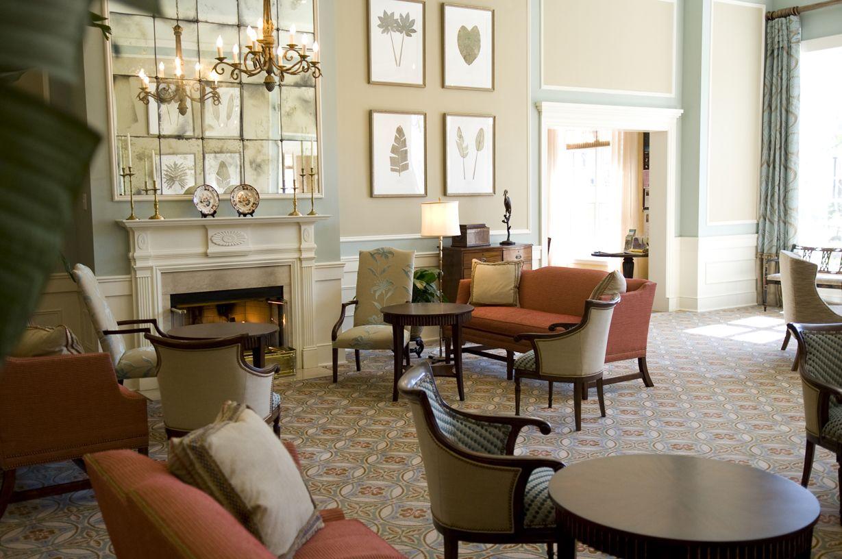 Living Room Decor Classic