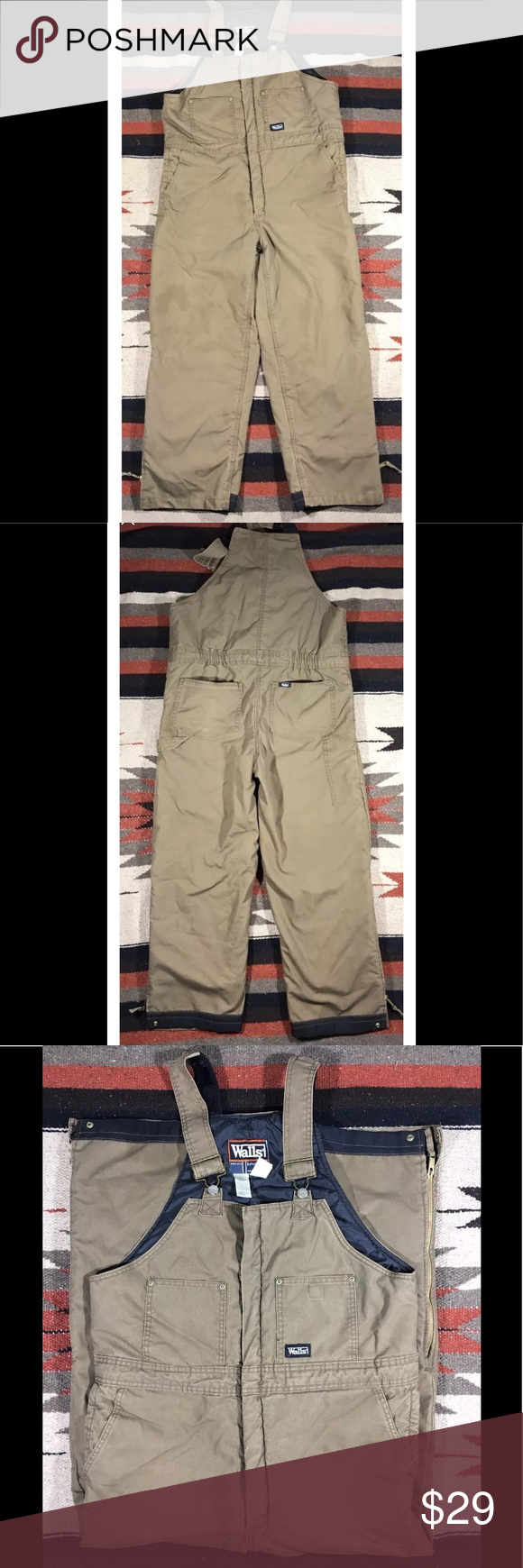 l work insulated lined bib overall coverall kevlar walls on walls workwear insulated coveralls id=27096