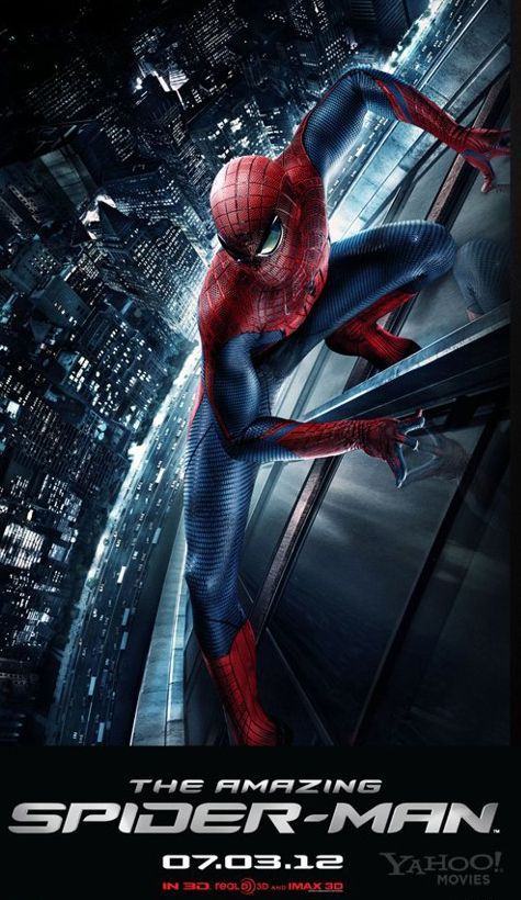 Check Out The Amazing New Spider Man Posters Amazing Spiderman Movie Spiderman Amazing Spider