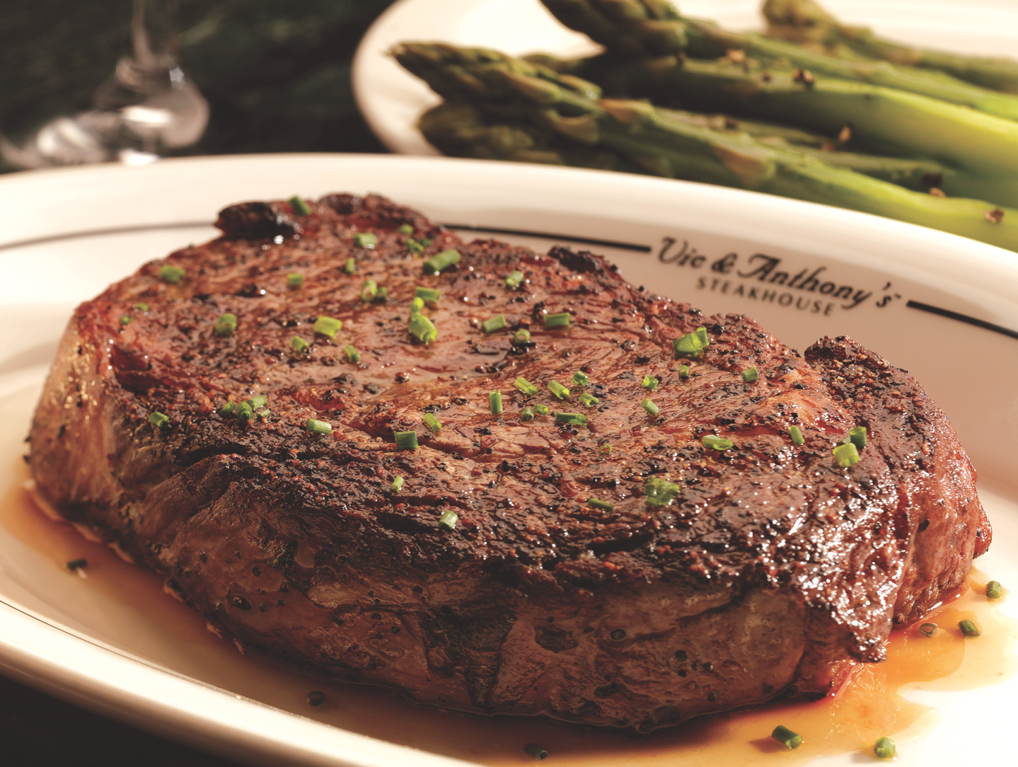 Come enjoy a juicy 16 oz. Prime Ribeye Steak seasoned to your liking ...