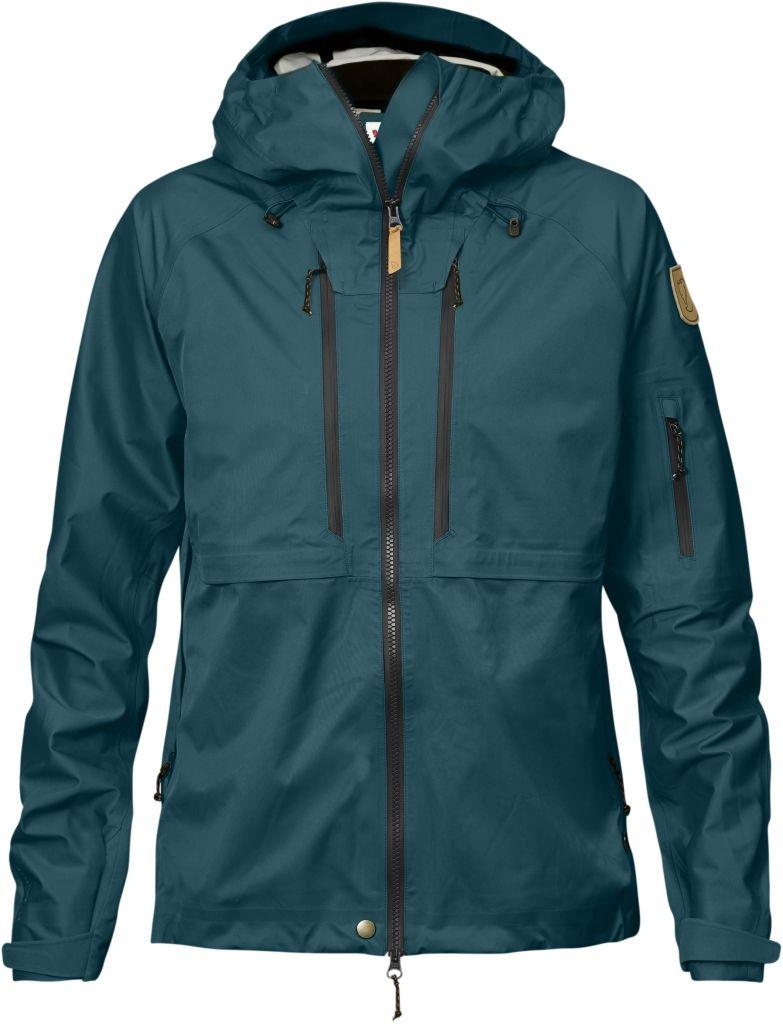 570c73be fjellreven keb eco-shell jakke dame – glacier green   Must Have ...