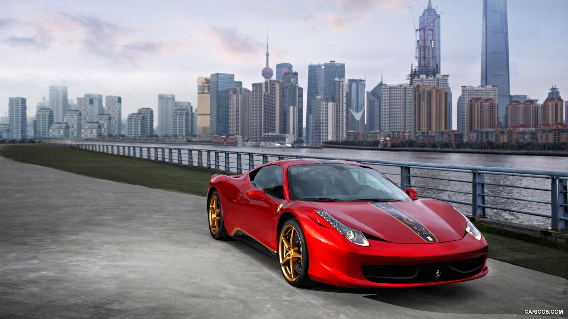 ferrari 458 hd wallpapers 2016 httphdwallpaperswidecoferrari - Ferrari 458 Italia Wallpaper 19201080
