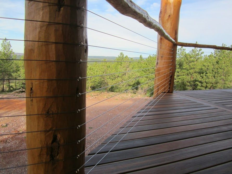 Cable Infill Systems Gallery | Cable railing, Cable ...