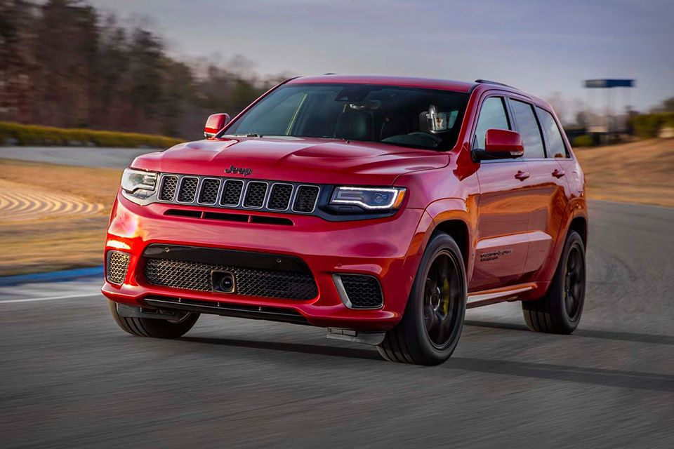 2018 Jeep Grand Cherokee Trackhawk Jeep Grand Cherokee Jeep Grand Jeep Cherokee