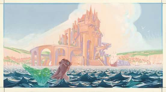 La Petite Sirène [Walt Disney - 1989] - Page 35 81856604d8d4668e7e99605308a4ec07