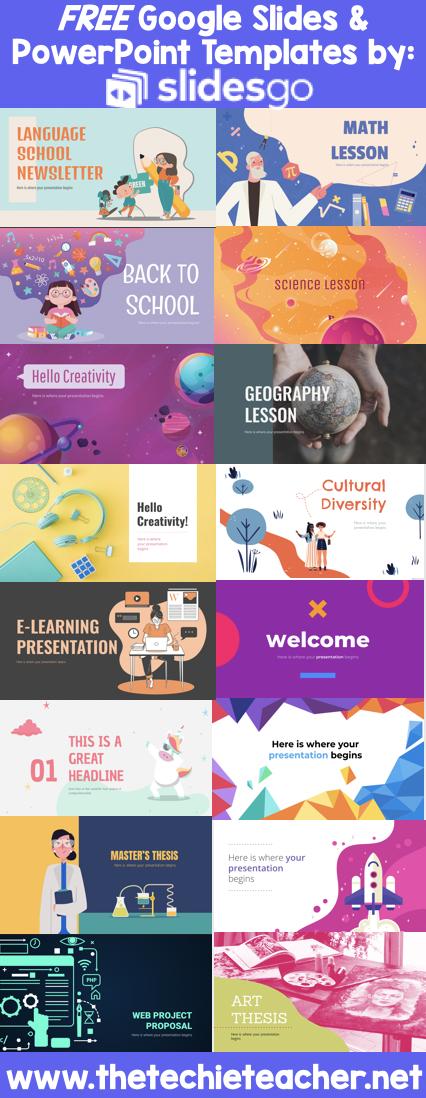 Slidesgo Free Google Slides And Powerpoint Templates Free Powerpoint Presentations School Powerpoint Templates Powerpoint Presentation