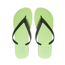 ecoalf. recycled.FLIP FLOP APPLE GREEN