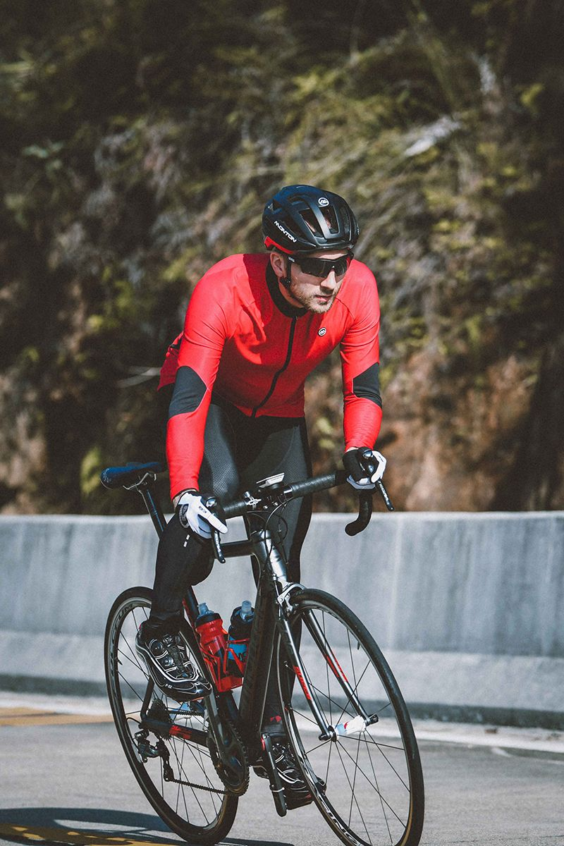 Best Winter Cycling Jersey Look