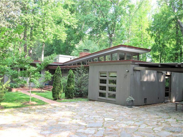 Richmond Mid Century House 8 Mid Century House Mid Century